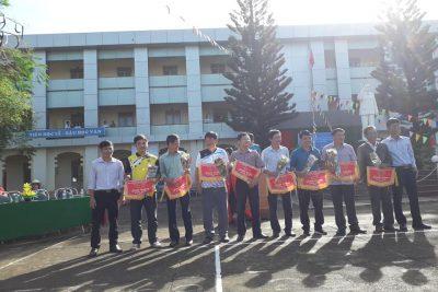 Các hoạt động TDTT chào mừng ngày Nhà giáo Việt Nam 20/11
